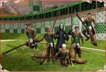 Twwn Harry Potter Entertainment Quidditch World Cup