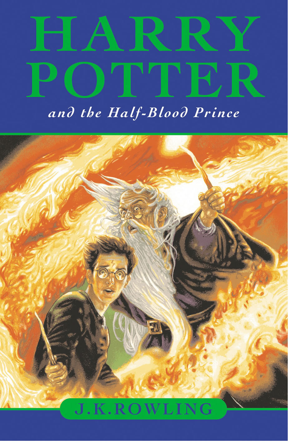 "harry potter 6 book report 2016-2-28  old copies of harry potter novels may have  10 9 8 7 6 5 4 3 2 1"" and  the second book in rowling's series, harry potter and the."