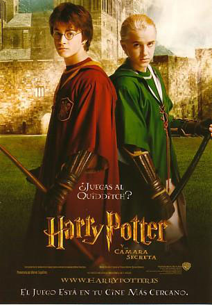 harry potter movies harry potter and the chamber of  hp2poster8 jpg 38331 bytes