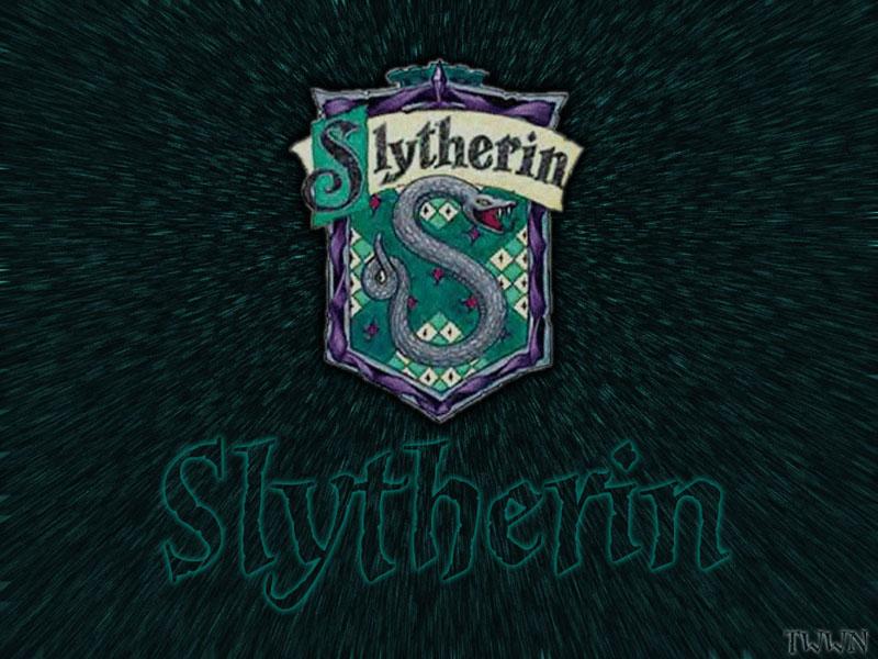 Slytherin Harry Potter 1